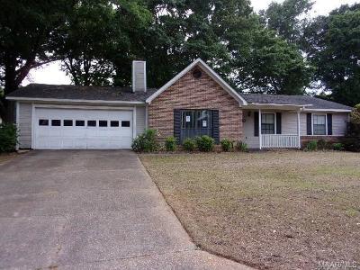 Enterprise Single Family Home For Sale: 110 Woodley Drive