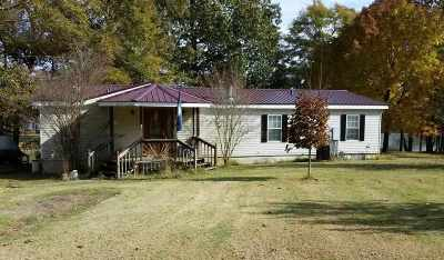 Leesburg Mobile Home For Sale: 130 County Road 311