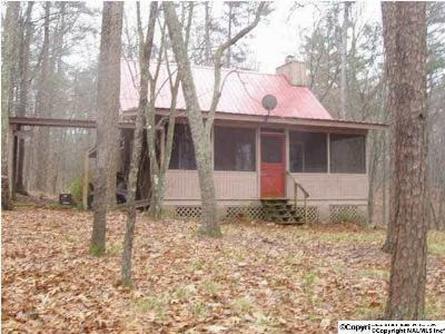 Gaylesville Single Family Home For Sale: 2835 County Road 863