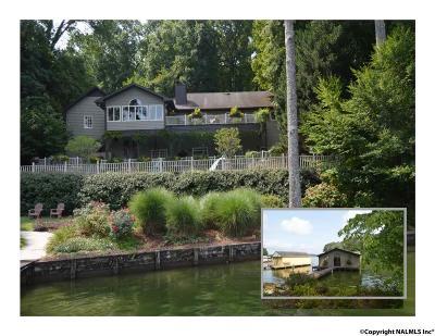 Guntersville Single Family Home For Sale: 3400 Wyeth Drive