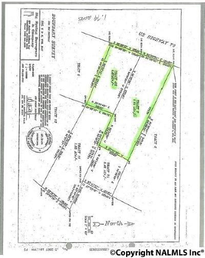 Marshall County, Jackson County Residential Lots & Land For Sale: Alabama Highway 79