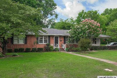 Athens AL Single Family Home Sold: $114,900
