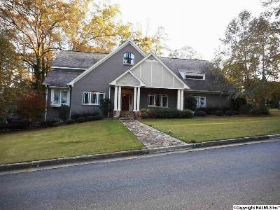 Gadsden Single Family Home For Sale: 211 Alpine View