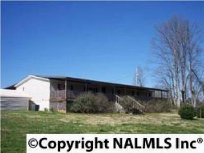 Dekalb County, Marshall County Mobile Home For Sale: 830 Brown Chapel Road