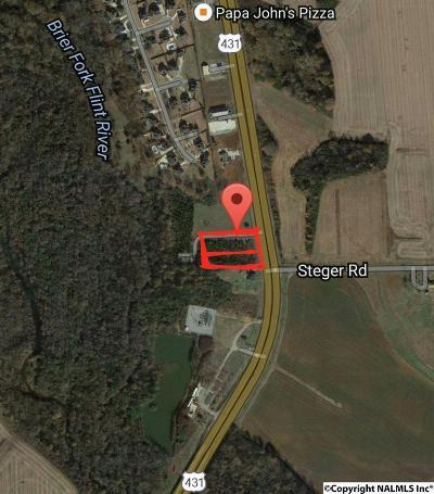 Hazel Green Residential Lots & Land For Sale: Hwy 231/431