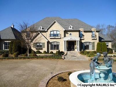 Albertville Single Family Home For Sale: 3871 Walnut Street