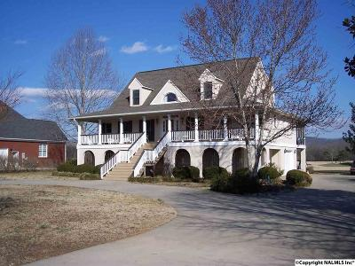 Scottsboro AL Single Family Home For Sale: $300,000