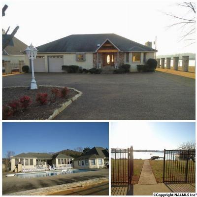 Guntersville Single Family Home For Sale: 8002 Val Monte Drive