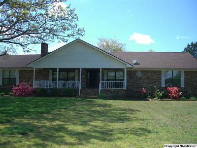 Scottsboro Single Family Home For Sale: 1306 Byron Road