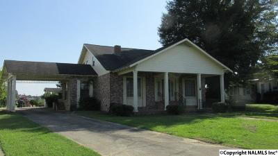 Albertville Single Family Home For Sale: 503 East Main Street