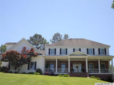 Cedar Bluff, Centre, Gaylesville, Leesburg, Mentone Single Family Home For Sale: 175 County Road 453