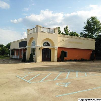 Ardmore Commercial For Sale: 9565 Highway 53
