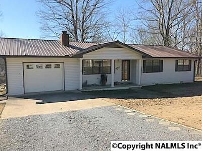 Cedar Bluff, Centre, Gaylesville, Leesburg, Mentone Single Family Home For Sale: 960 County Road 528