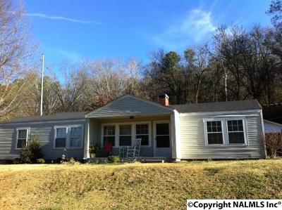 Guntersville Single Family Home For Sale: 1700 Henry Street