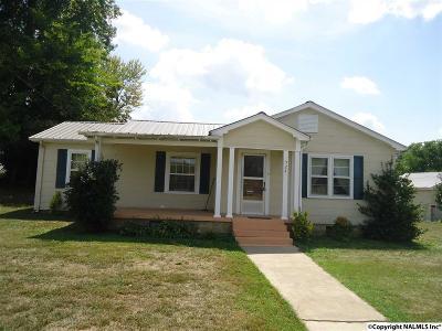 Albertville Single Family Home For Sale: 724 Section Line Road