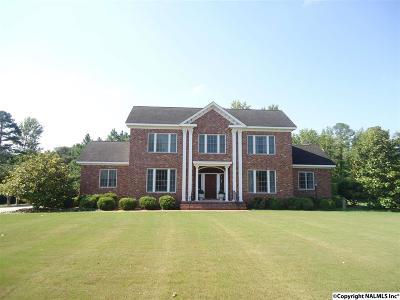 Albertville Single Family Home For Sale: 1027 East Main Street