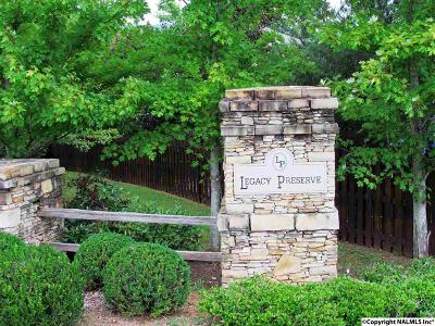 Brownsboro Residential Lots & Land For Sale: Lot 6 Legacy Preserve Drive