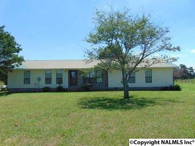 Dekalb County, Marshall County Single Family Home For Sale: 671 County Road 37