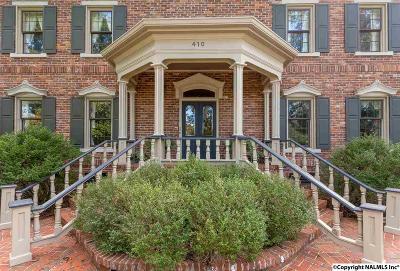 Huntsville Single Family Home For Sale: 410 Echols Avenue