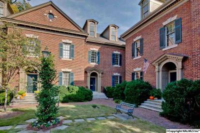Huntsville Townhouse For Sale: 114 Lincoln Street