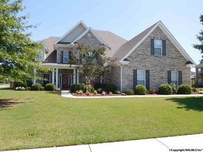 Ardmore, Hampton Cove Single Family Home For Sale: 3201 Mossy Rock Road