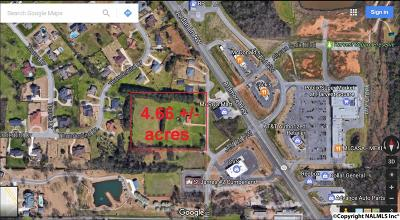 Harvest Residential Lots & Land For Sale: Old Jeff Road