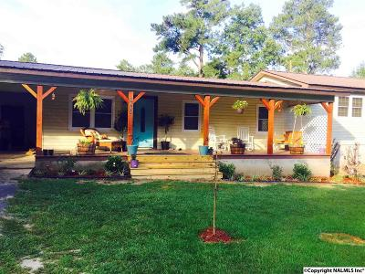 Dekalb County, Marshall County Single Family Home For Sale: 3511 County Road 20