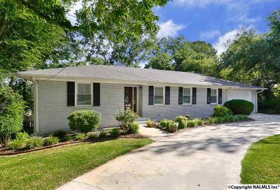 Single Family Home For Sale: 1103 Big Cove Road