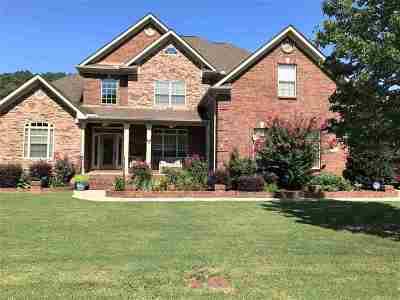 Owens Cross Roads Single Family Home For Sale: 7095 Jacks Creek Lane