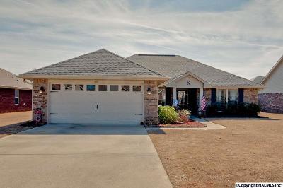 Owens Cross Rds, Owens Cross Roads, Owens Crossroads Single Family Home For Sale: 4618 Carrington Boulevard