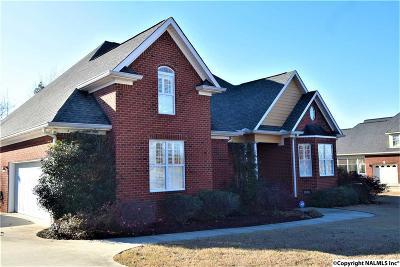 Guntersville Single Family Home For Sale: 108 Eagle Ridge Drive