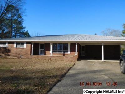 Dekalb County, Marshall County Single Family Home For Sale: 342 George Street