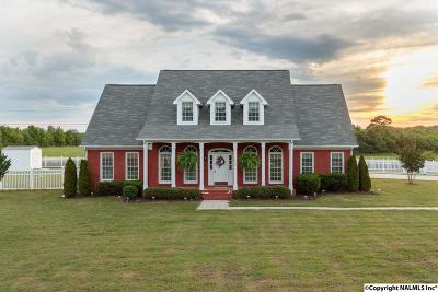 Scottsboro Single Family Home For Sale: 162 Cherokee Road
