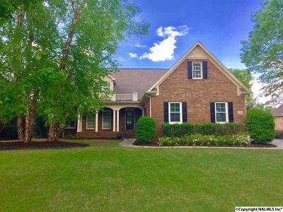 Hampton Cove Single Family Home For Sale: 2901 Oakleigh Lane
