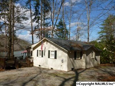 Guntersville Single Family Home For Sale: 364 Fisher Hollow Road