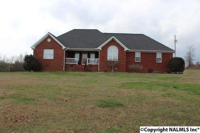 Rainsville Single Family Home For Sale: 645 Lingerfelt Road