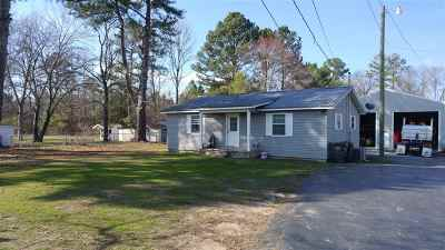 Hartselle Single Family Home For Sale: 116 East Byrd Road