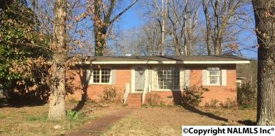 Scottsboro Single Family Home For Sale: 803 Adams Street