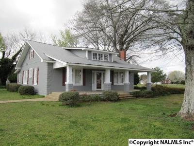 Albertville Single Family Home For Sale: 1247 East Main Street