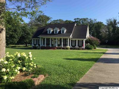 Boaz Single Family Home For Sale: 460 Lee Holcomb Road