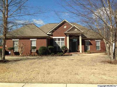 Meridianville Single Family Home For Sale: 357 Spencer Lakes Drive