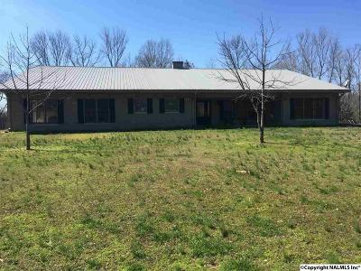 Gadsden Single Family Home For Sale: 631 Sims Chapel Road