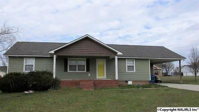 Albertville Single Family Home For Sale: 1198 East Main Street
