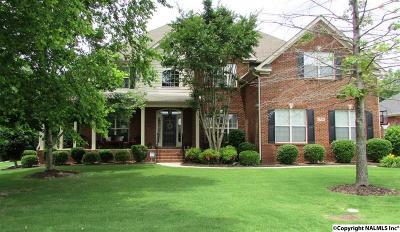 Hampton Cove Single Family Home For Sale: 2706 Arbor Oak Drive