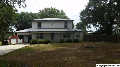 Arab Single Family Home For Sale: 1620 Lowery Road