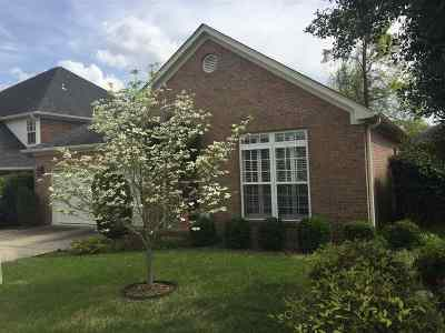 Madison AL Single Family Home For Sale: $237,500