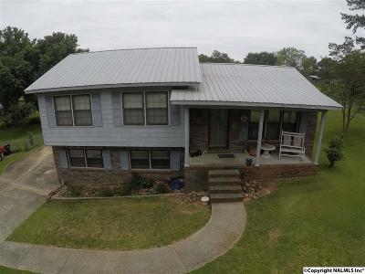 Scottsboro Single Family Home For Sale: 64 Hillsdale Drive