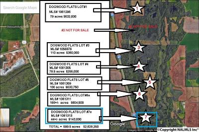 Tanner Residential Lots & Land For Sale: Dogwood Flats Road #7e