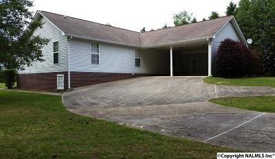 Cedar Bluff, Centre, Gaylesville, Leesburg, Mentone Single Family Home For Sale: 1140 County Road 549