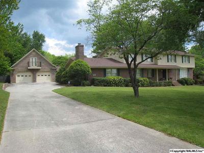 Huntsville Single Family Home For Sale: 7903 Martha Drive